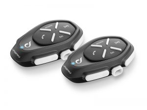 Interphone Urban Twin Pack motoros bluetooth headset