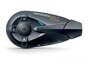 Interphone OFF ROAD motoros bluetooth headset